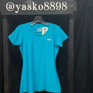 Women's NWT fitted Under Armour shirt